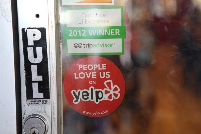 Yelp Video-Bewertung