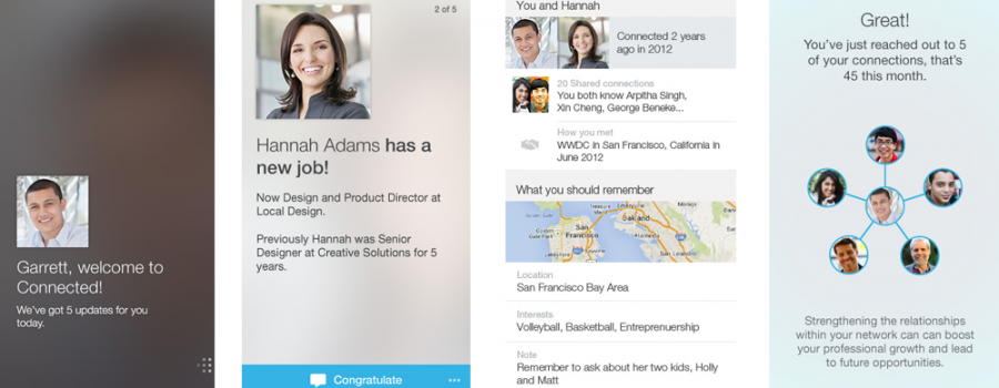 LinkedIn Connected App