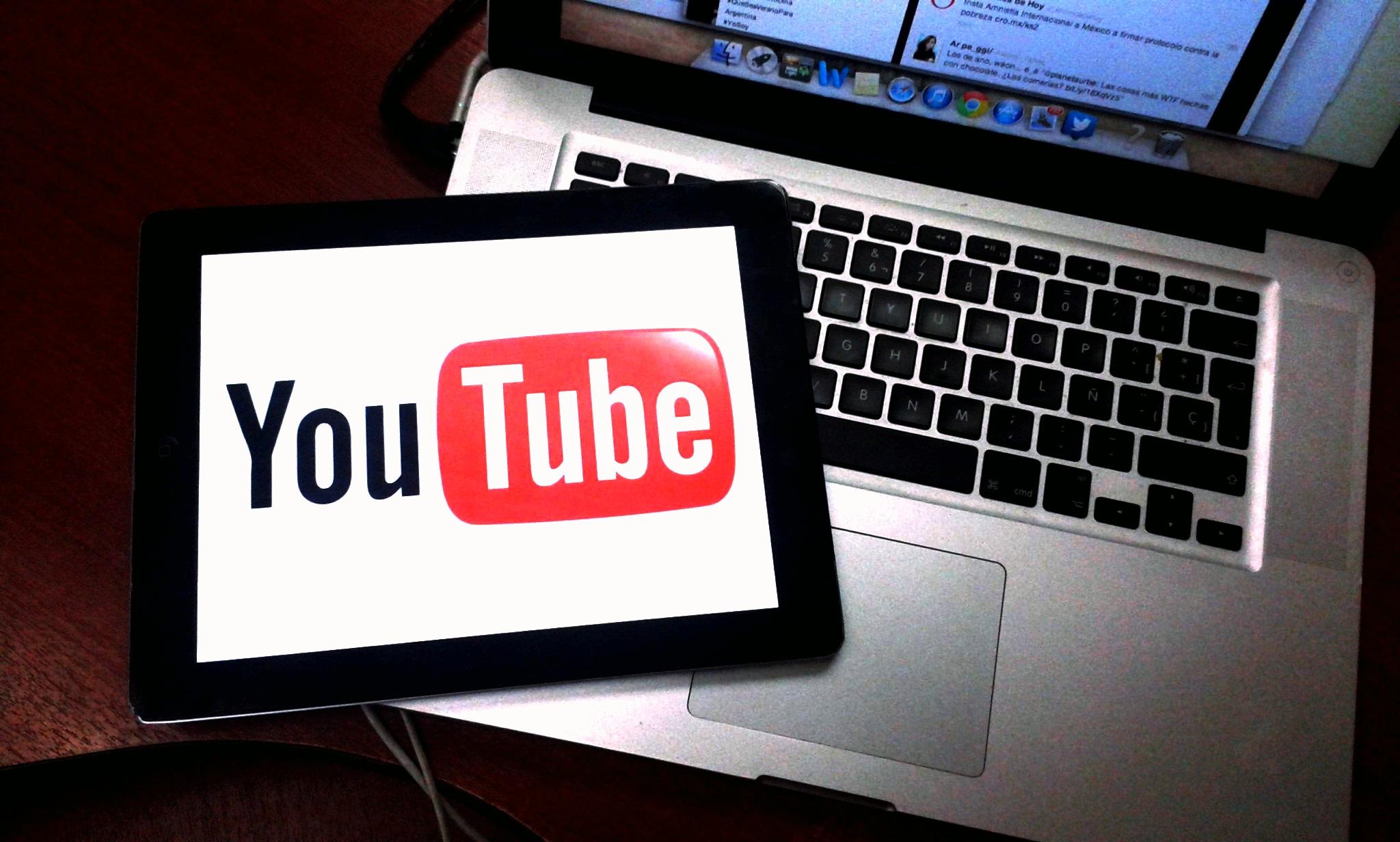 YouTube Gplus Import