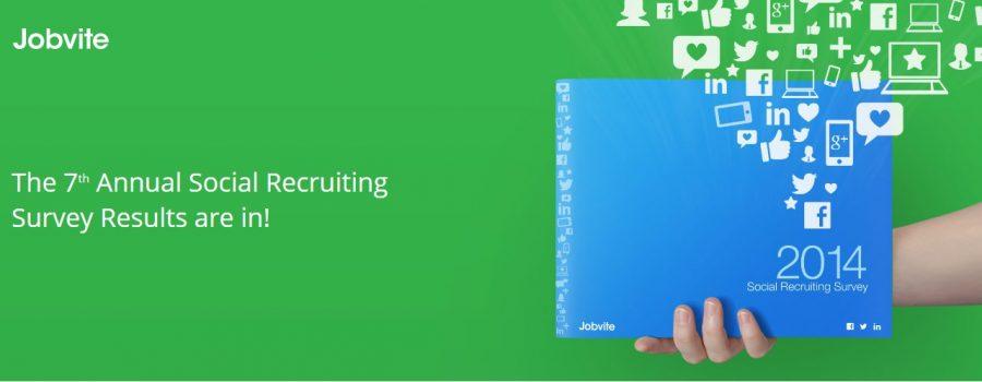 Jobvite Social Media Recruiting Survey 2014