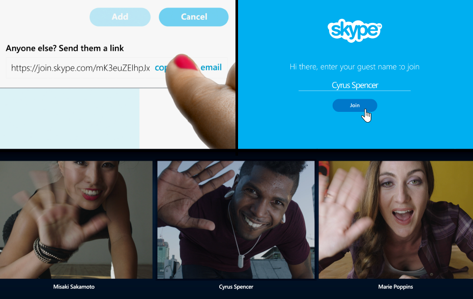 skype einladungs-link
