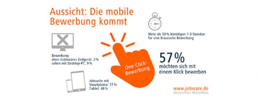 jobware mobile bewerbung