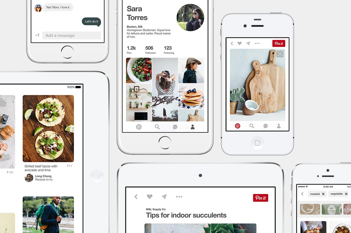 Pinterest Schnellere App und mehr Sprachen   Job Ambition GmbH
