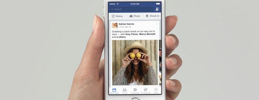 facebook newsfeed-algorithmus