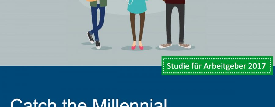studie catch the millennial 2017
