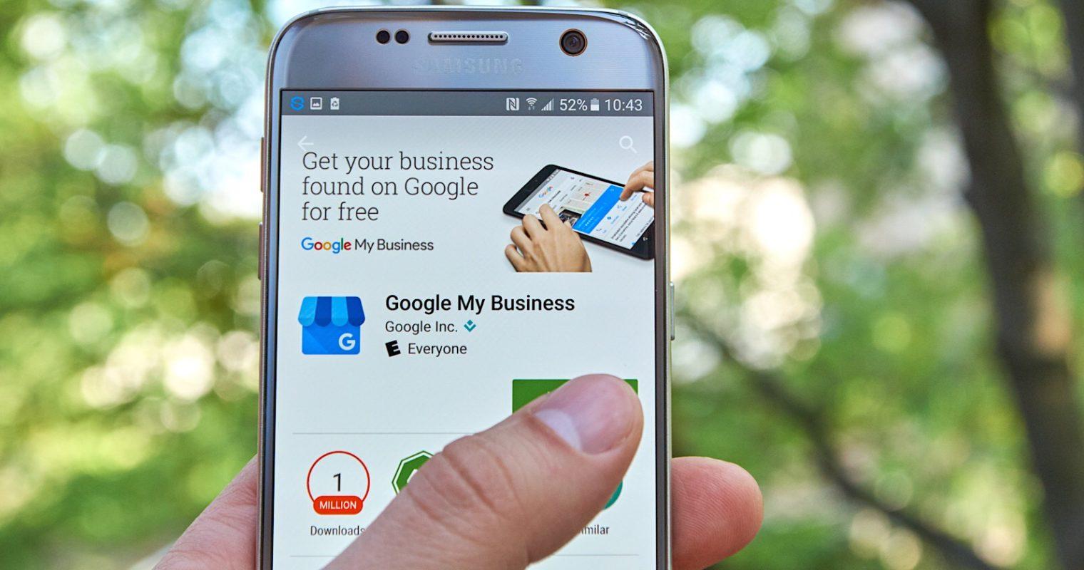 google my business videos