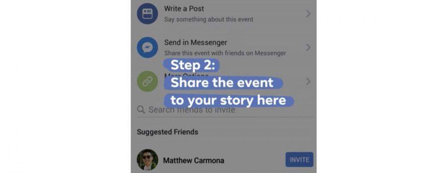 facebook veranstaltungen stories
