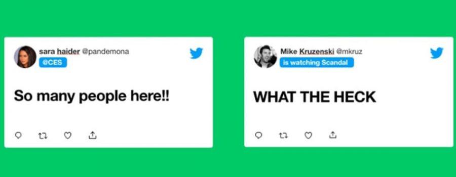 twitter neue funktionen 2019
