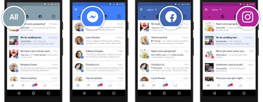 facebook kombinierte inbox