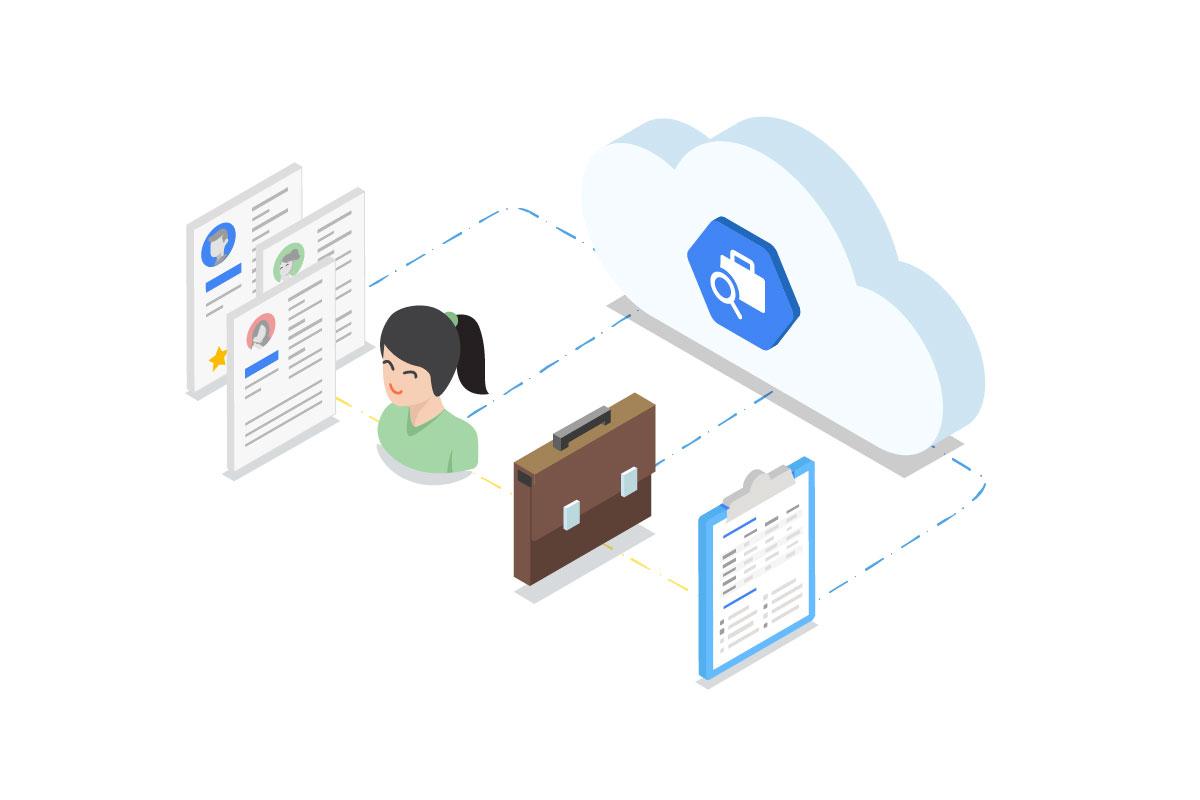 google cloud talent solutions