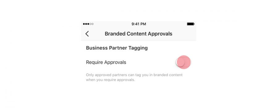 instagram branded content ad's