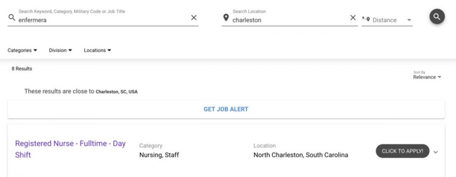 google job search api