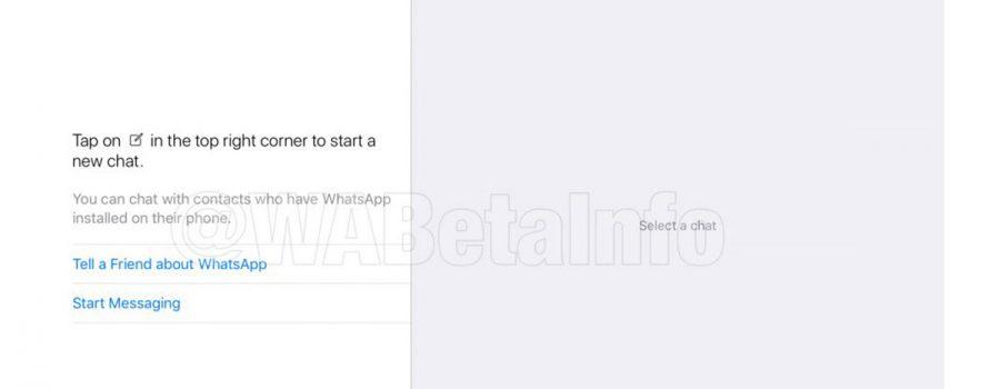 whatsapp ipad-app